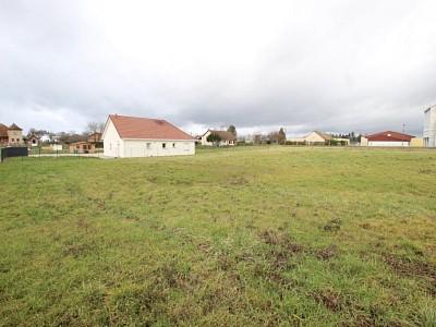 TERRAIN A VENDRE - ST GERMAIN DU BOIS - 1438 m2 - 33500 €