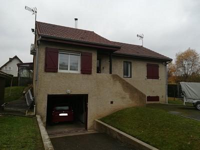 MAISON A VENDRE - LA CHARMEE - 96,27 m2 - 193000 €
