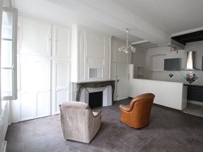 APPARTEMENT T2 A VENDRE - LOUHANS - 49,37 m2 - 55000 €