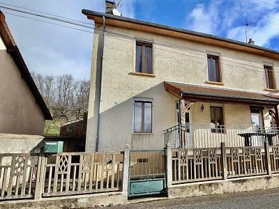 MAISON A VENDRE - LE CREUSOT - 165,64 m2 - 159000 €