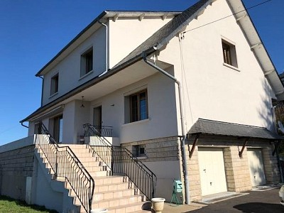 MAISON A VENDRE - CHATEAU CHINON VILLE - 220,94 m2 - 224000 €