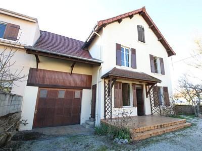 MAISON A VENDRE - LOUHANS - 124 m2 - 119800 €