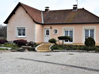 MAISON - VARENNE ST GERMAIN - 97,5 m2 - VENDU