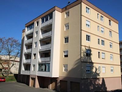 APPARTEMENT T5 A VENDRE - DIGOIN - 92,24 m2 - 94000 €