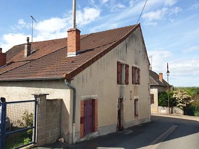 IMMEUBLE A VENDRE - ST AGNAN - 146,1 m2 - 40000 €