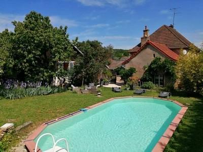 MAISON A VENDRE - VILLERS LA FAYE - 150 m2 - 446250 €