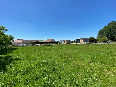 Terrain avec garages A VENDRE - MOLINET - 3216 m2 - 70000 €