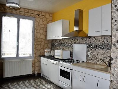 MAISON 4 CHAMBRES A VENDRE - PARAY LE MONIAL - 130 m2 - 196000 €