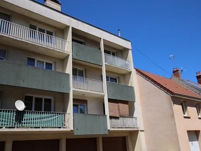 APPARTEMENT T1 A VENDRE - DIGOIN - 33,59 m2 - 26000 €