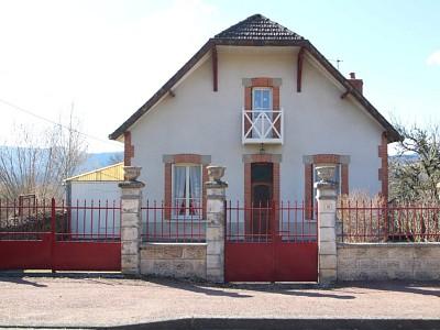 MAISON A VENDRE - ANOST - 98,5 m2 - 89900 €