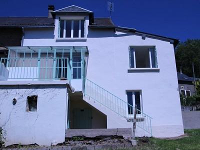 MAISON A VENDRE - CHATEAU CHINON CAMPAGNE - 72,21 m2 - 74000 €