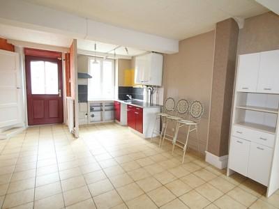 MAISON DE VILLE A VENDRE - CHAGNY - 122 m2 - 145000 €