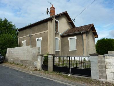 Maison Mitoyenne A VENDRE - LES GAUTHERETS - 84,36 m2 - 54500 €