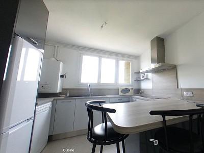 APPARTEMENT T3 A VENDRE - PARAY LE MONIAL - 59,13 m2 - 91000 €