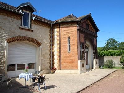 maison en pierres centre village A VENDRE - RULLY - 145 m2 - 274000 €