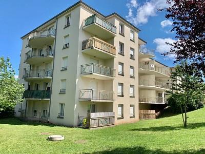 APPARTEMENT T2 A VENDRE - LE CREUSOT - 37 m2 - 55000 €