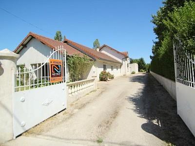 MAISON A VENDRE - ALLEREY SUR SAONE - 170 m2 - 229000 €