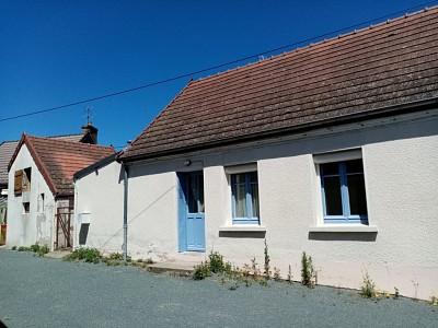 MAISON A VENDRE - BOURBON LANCY - 69,94 m2 - 44000 €