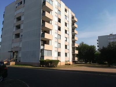 APPARTEMENT T3 A VENDRE - CHALON SUR SAONE - 67,69 m2 - 78000 €