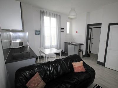 APPARTEMENT T2 A LOUER - CHALON SUR SAONE - 39 m2 - 490 € charges comprises par mois
