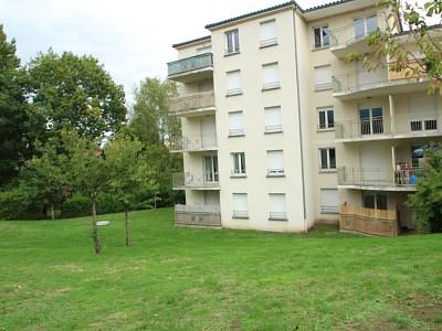 APPARTEMENT T3 A LOUER - LE CREUSOT - 51,33 m2 - 456 € charges comprises par mois