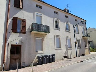 APPARTEMENT T3 A LOUER - CHAGNY - 59,45 m2 - 450 € charges comprises par mois
