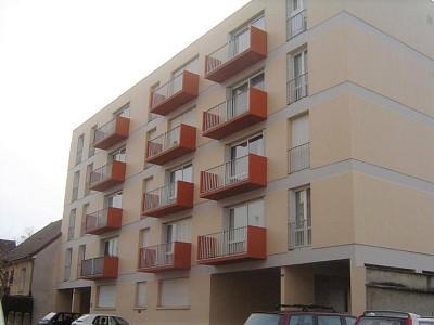 APPARTEMENT T3 A VENDRE - AUTUN - 70,66 m2 - 79000 €