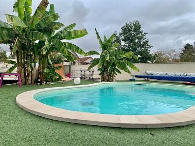 MAISON A VENDRE - MONTCHANIN - 169,25 m2 - 218000 €