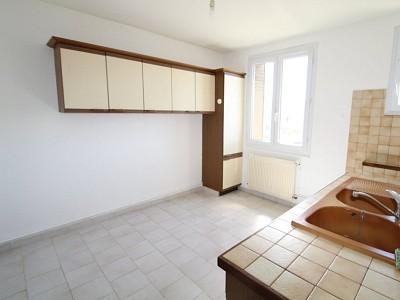 APPARTEMENT T3 A LOUER - DIGOIN - 54,78 m2 - 320 € charges comprises par mois