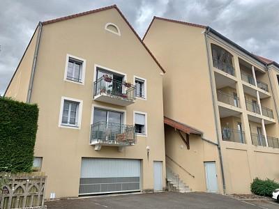 APPARTEMENT T3 A VENDRE - MONTCENIS - 72,98 m2 - 129000 €