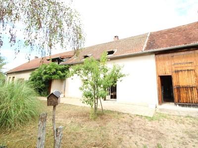 MAISON A VENDRE - EPINAC - 175,33 m2 - 109900 €