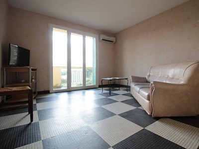 APPARTEMENT T3 A VENDRE - DIGOIN - 60,67 m2 - 26000 €