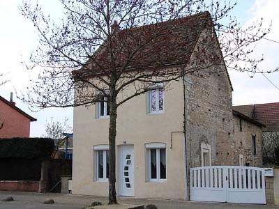 MAISON DE VILLE A VENDRE - SENNECEY LE GRAND - 55 m2 - 90000 €