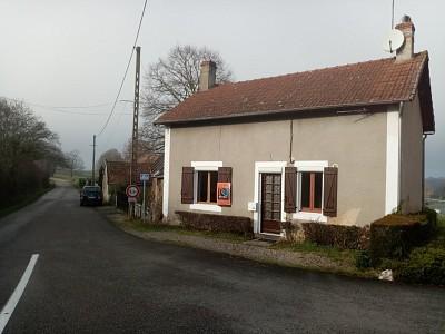 MAISON A VENDRE - BOURBON LANCY - 79,97 m2 - 58000 €