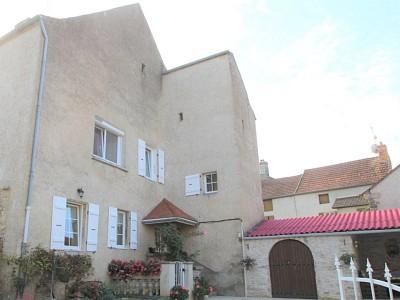 Maison  en pierres - REMIGNY - 105 m2 - VENDU