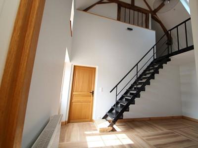 MAISON A LOUER - ST VINCENT BRAGNY - 171,54 m2 - 1100 € charges comprises par mois