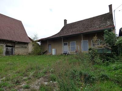 Maison à rénover A VENDRE - ST MAURICE EN RIVIERE - 100 m2 - 65000 €