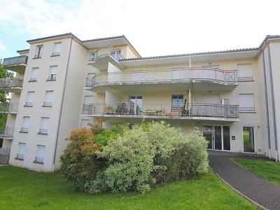 APPARTEMENT T2 A VENDRE - LE CREUSOT - 37,83 m2 - 56000 €