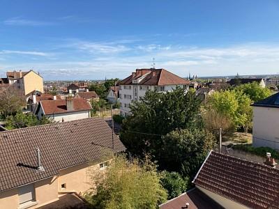 BEAU T3 QU MONTCHAPET A VENDRE - DIJON montchapet - 54 m2 - 135000 €