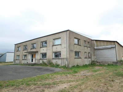 LOCAL D ACTIVITE A VENDRE - AUTUN - 4100 m2 - 249000 €