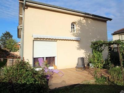 MAISON A VENDRE - CHAMPFORGEUIL - 144 m2 - 184000 €