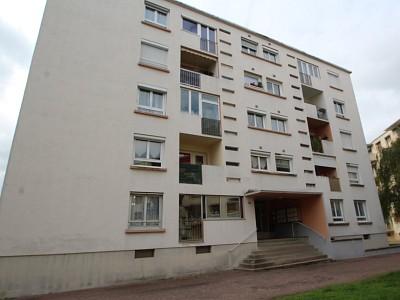 APPARTEMENT T4 A VENDRE - CHALON SUR SAONE - 68,62 m2 - 65000 €