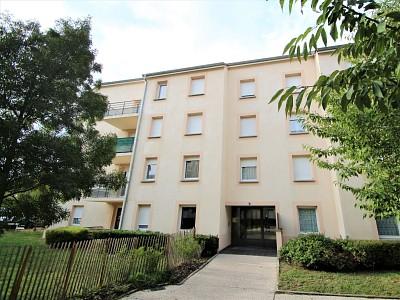 Appartement de type 2 A VENDRE - AUTUN - 49 m2 - 55500 €
