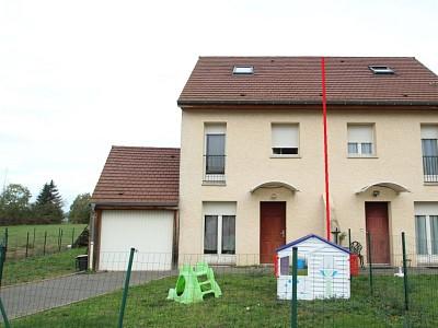 MAISON A VENDRE - AUTUN - 73,29 m2 - 87000 €
