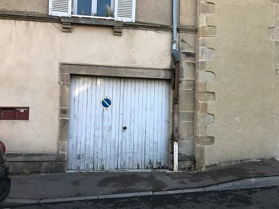 GARAGE A LOUER - AUTUN - 75 € charges comprises par mois