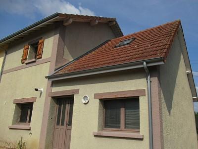 MAISON A VENDRE - ST VALLIER - 110 m2 - 89000 €