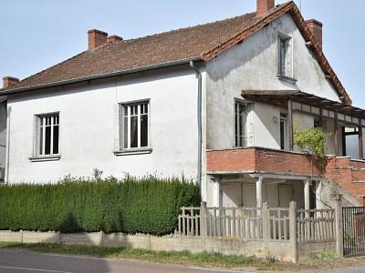 MAISON A VENDRE - LE PULEY - 90 m2 - 49900 €