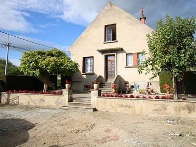 MAISON A VENDRE - LA MOTTE ST JEAN - 102,81 m2 - 78000 €