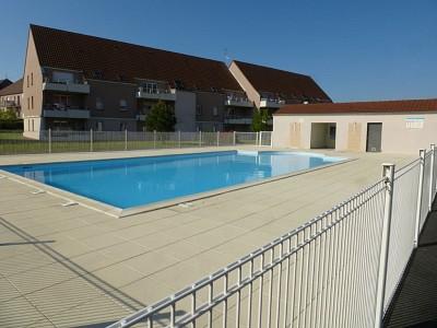 APPARTEMENT T3 A VENDRE - LUX - 60,78 m2 - 92000 €