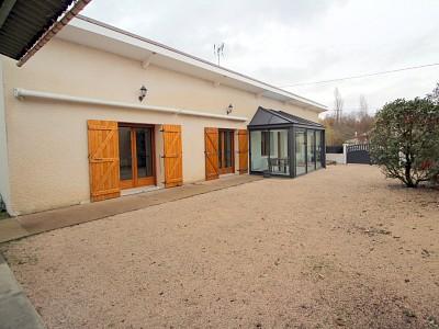 DE PLAIN PIED - SASSENAY - 105 m2 - VENDU
